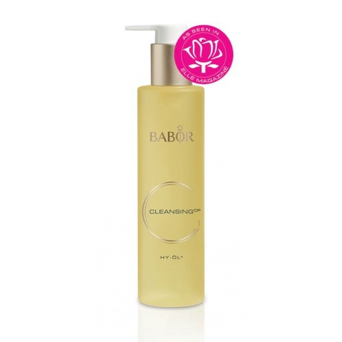 BABOR CLEANSING CP HY-ÖL $36, available in the Rif Fort Babor Beauty Spa Curacao @Julianadorp