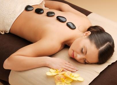 Hot Stone Massage: Our Signature Service