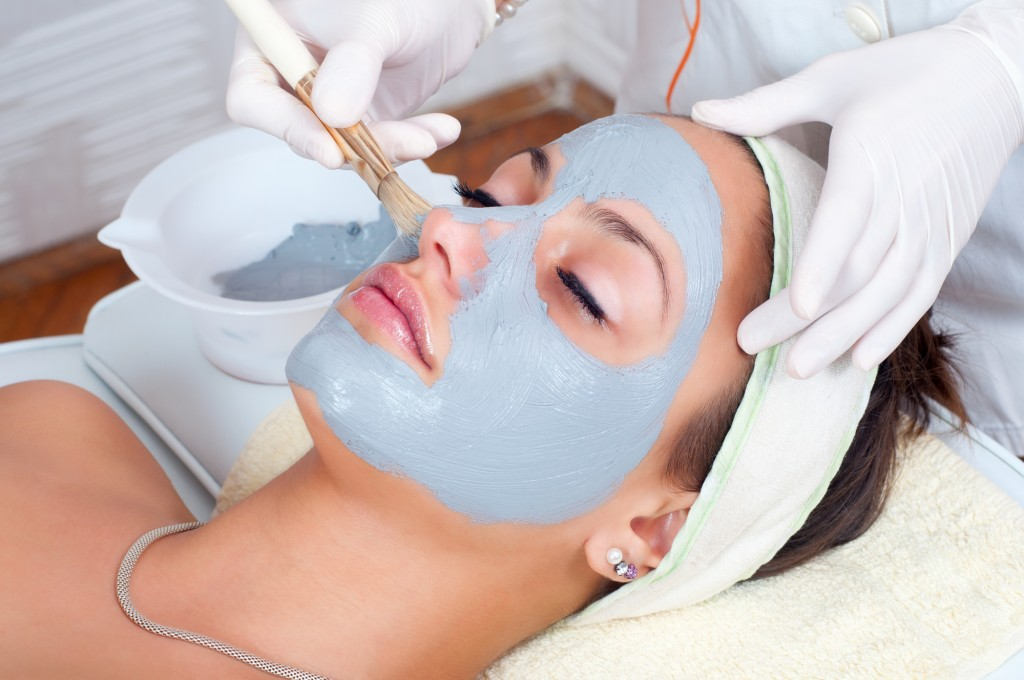 Take a moment to book a FACIAL TREATMENT.