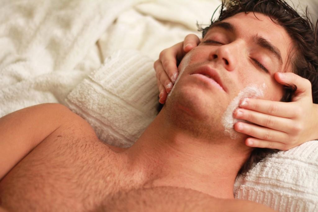 The most popular men's spa treatments