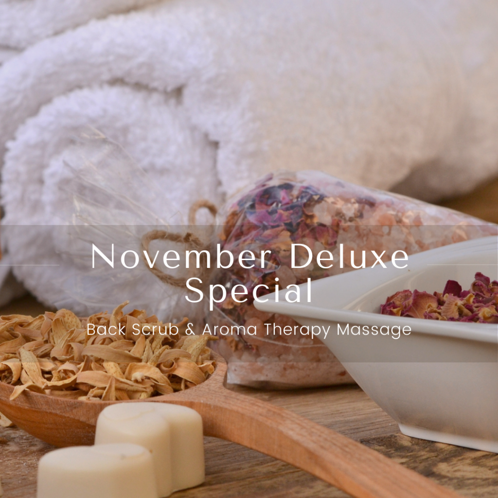 November Deluxe Special Now Available