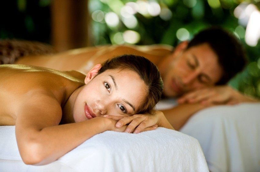 Book a Couple's Massage at Rif Fort Babor Beauty Spa Curacao @Julianadorp.