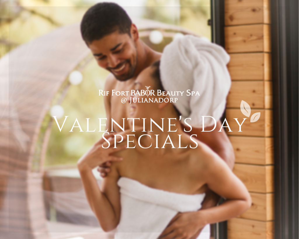 February Valentine's Day packages
